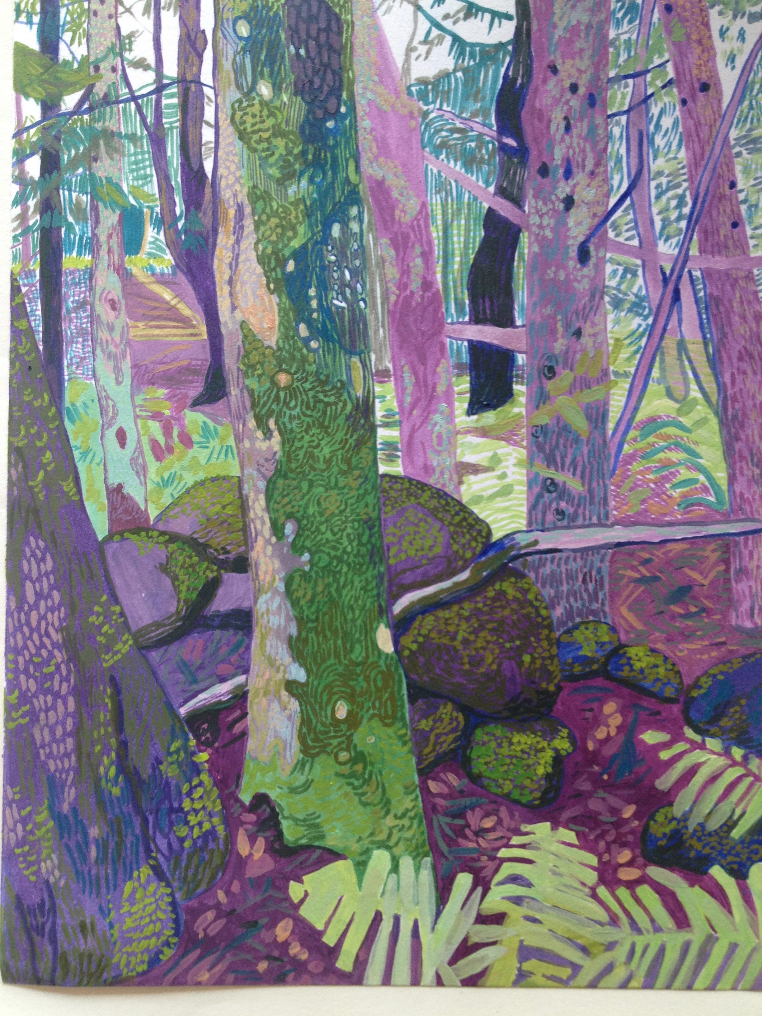 Forest Meditation 3
