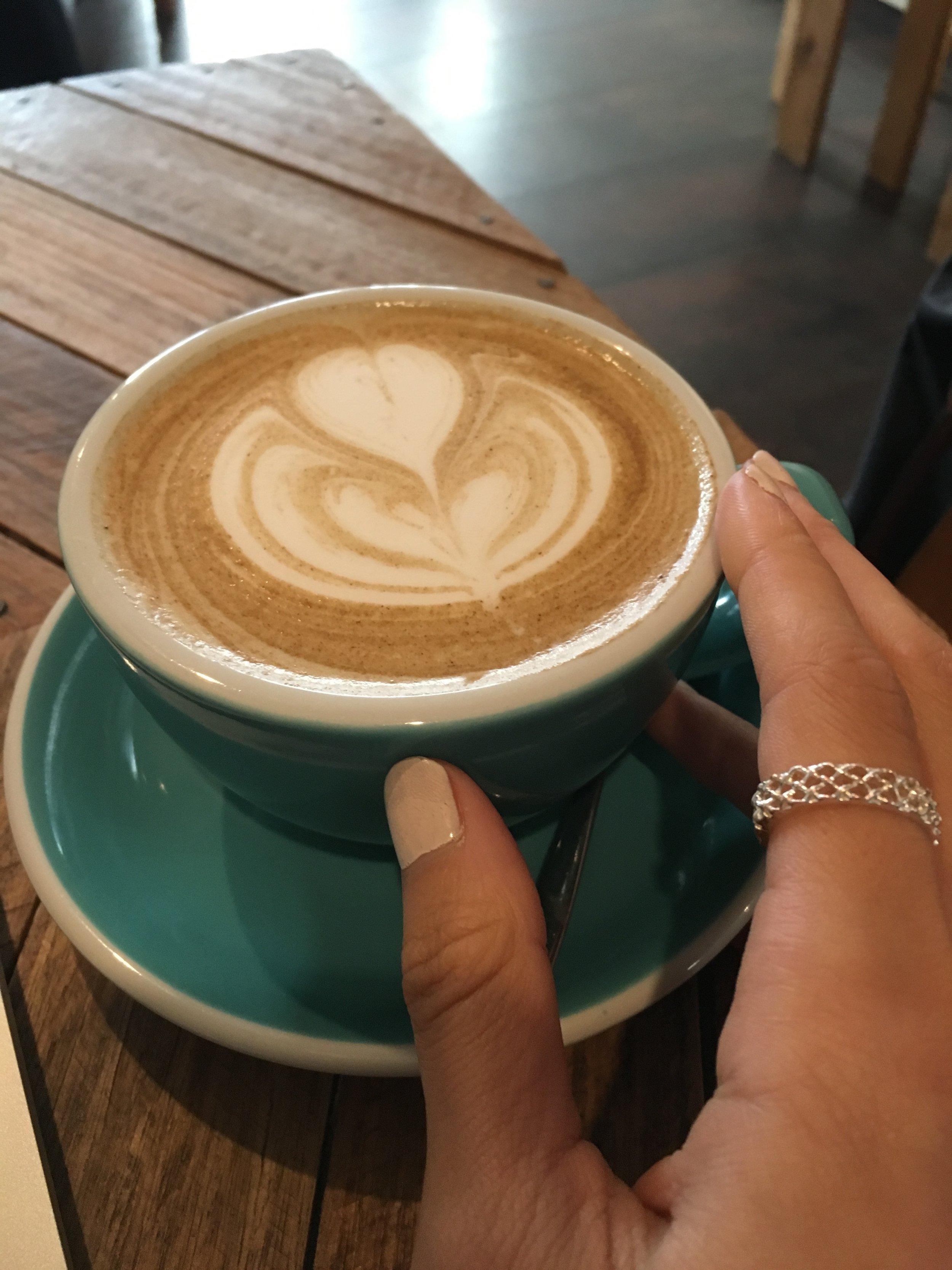 my gLoRiOuS chai latte