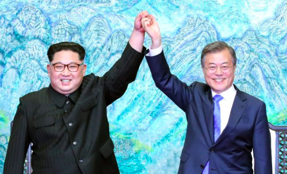 https://www.commondreams.org/news/2018/04/27/tremendous-steps-toward-peace-north-and-south-korea-vow-end-war-and-pursue-nuclear