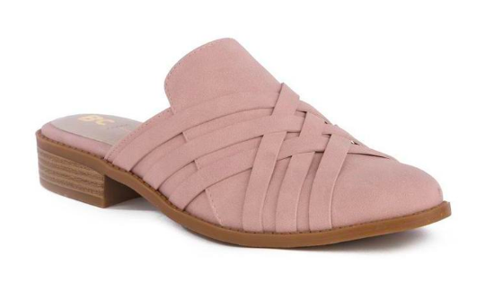 they also come in black and tan if pink isn't your jam but come on these are so cute