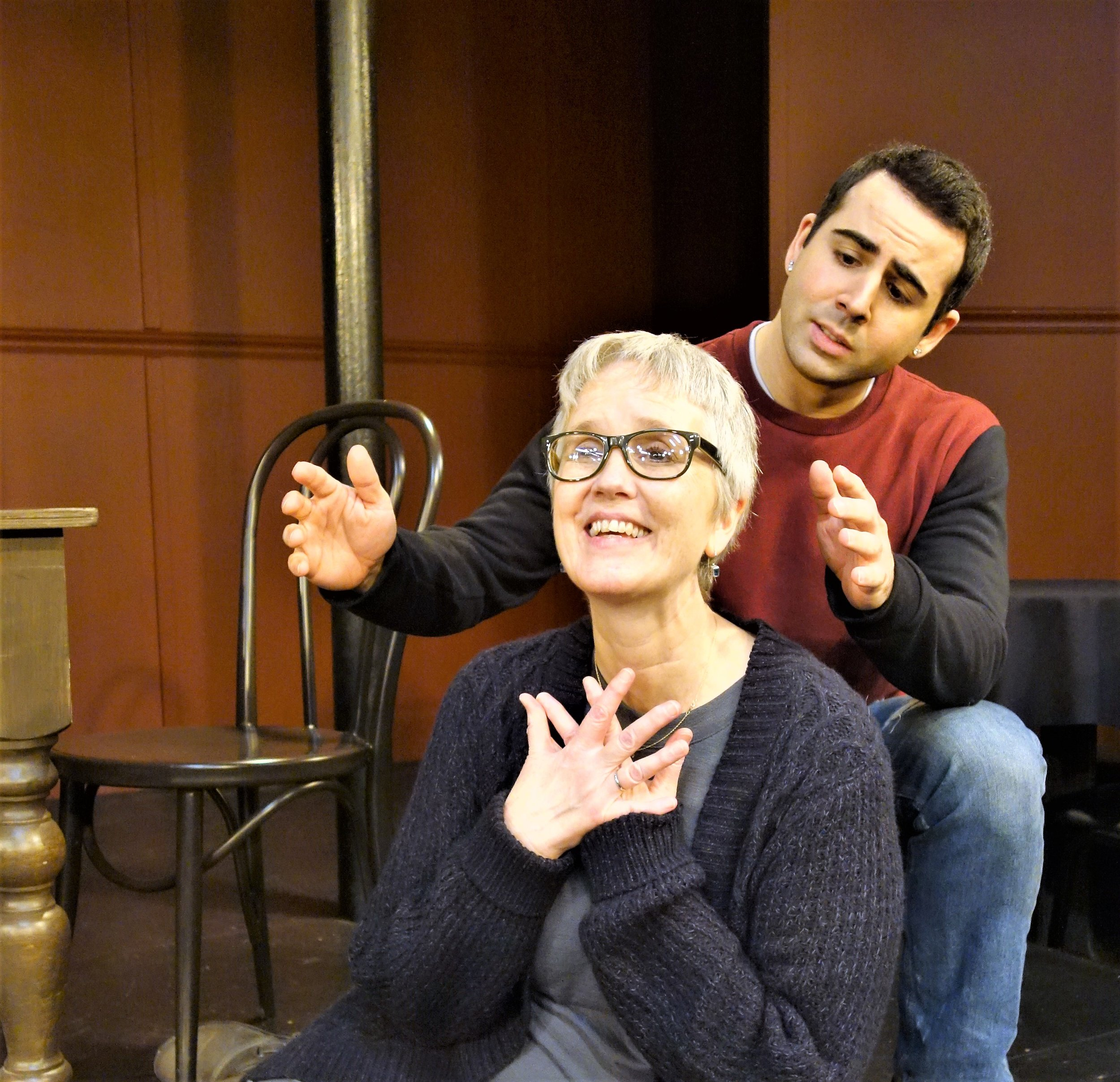 FAMILY BY NUMBERS, Theatre Three One-Act Festival, Port Jefferson NY May 2019