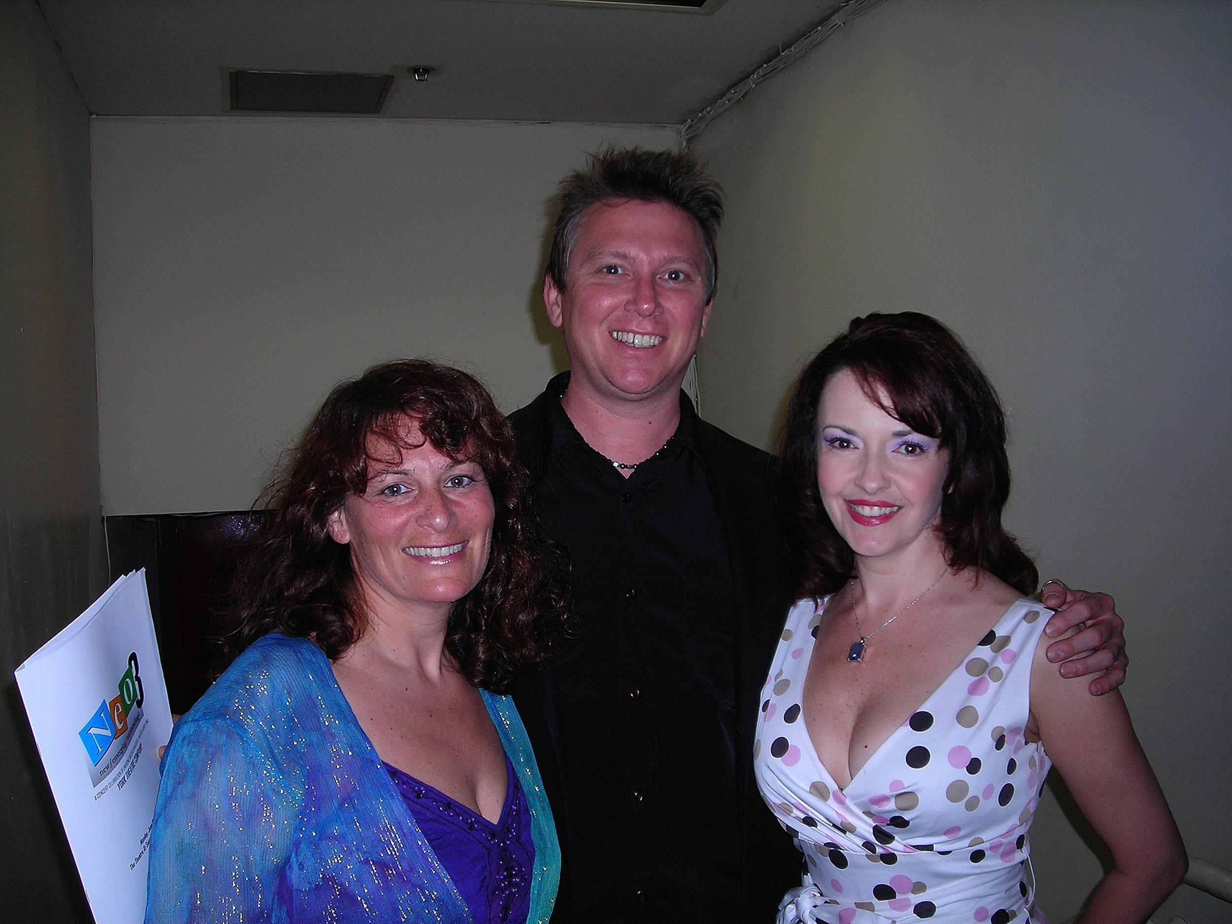 Arianna, Robby and Michele .JPG