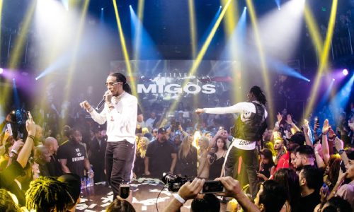 NYE 2019 Ft. MIGOS |  View    Full Gallery