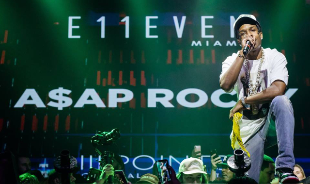 5YR Anniversary 2019 Ft. A$AP ROCKY |   View Full Gallery
