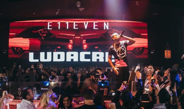 3YR Anniversary 2017 Ft. Ludacris |   View Full Gallery