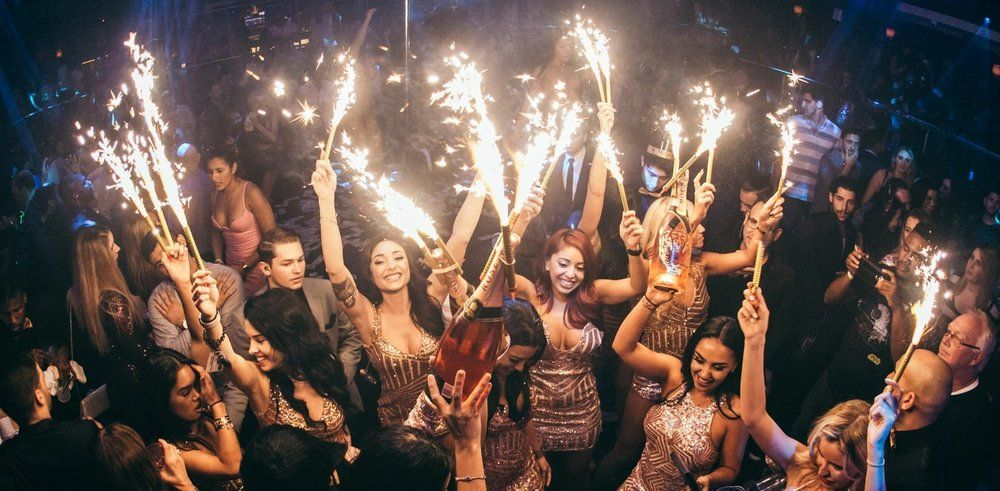 Celebrate New Year's Week at E11EVEN MIAMI