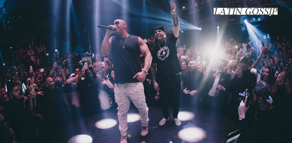 Nicky Jam and Vin Diesel Keep The Party Going at E11EVEN