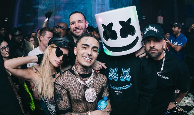 MMW 2019 Ft. Marshmello, Audien & Ghastly |   View Full Gallery