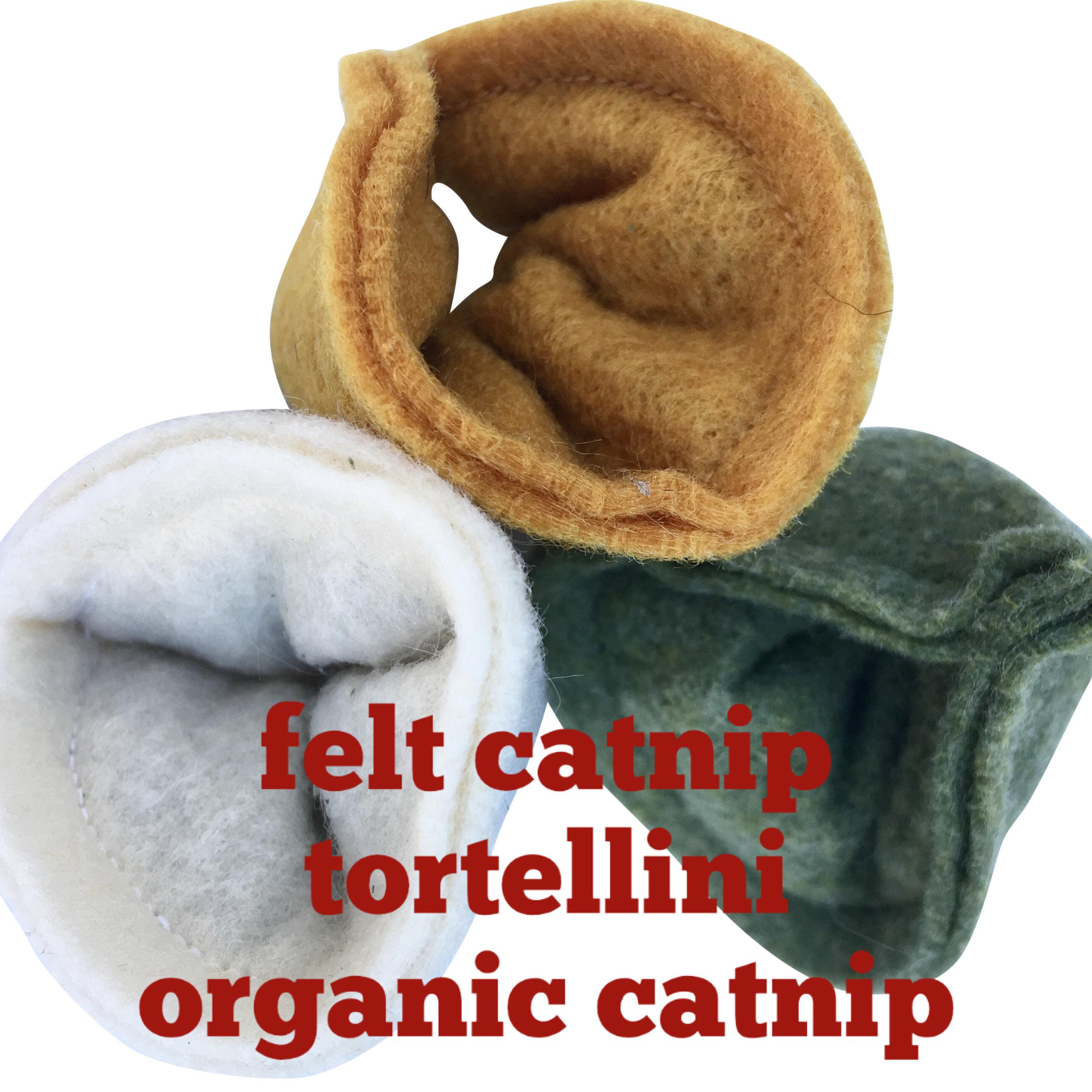 catnip tortellini