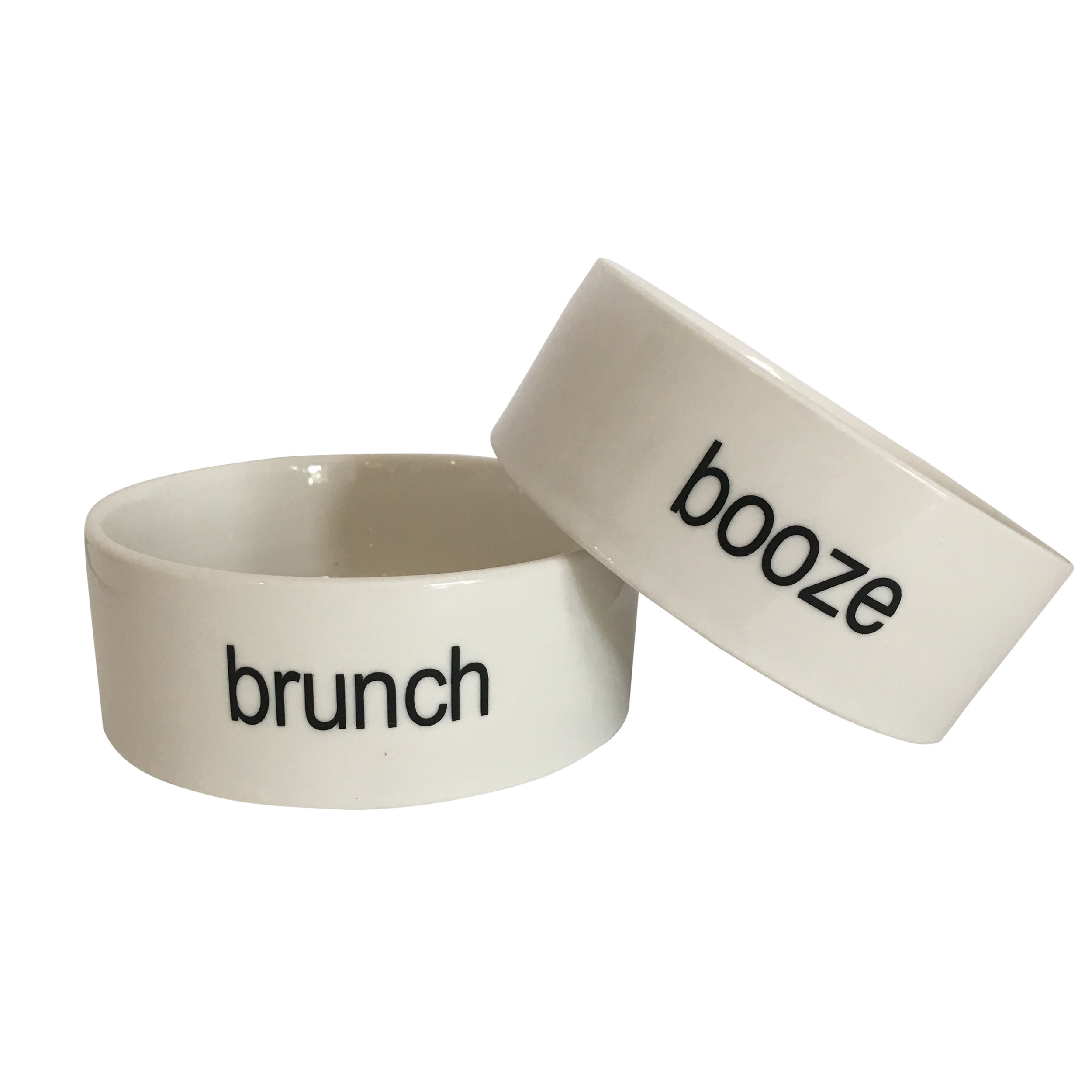 brunch and booze cat bowls