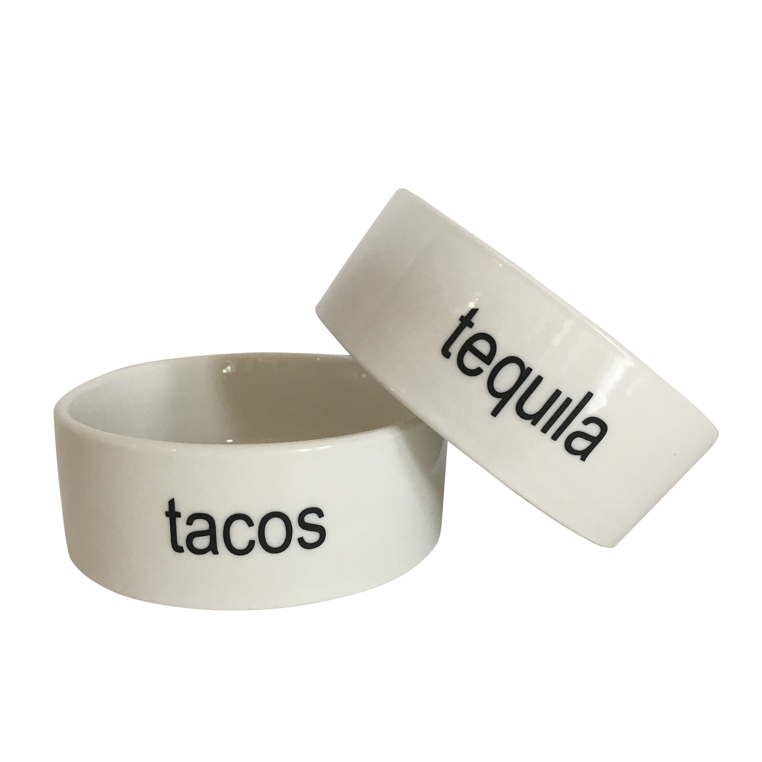 tacos and tequila cat bowls