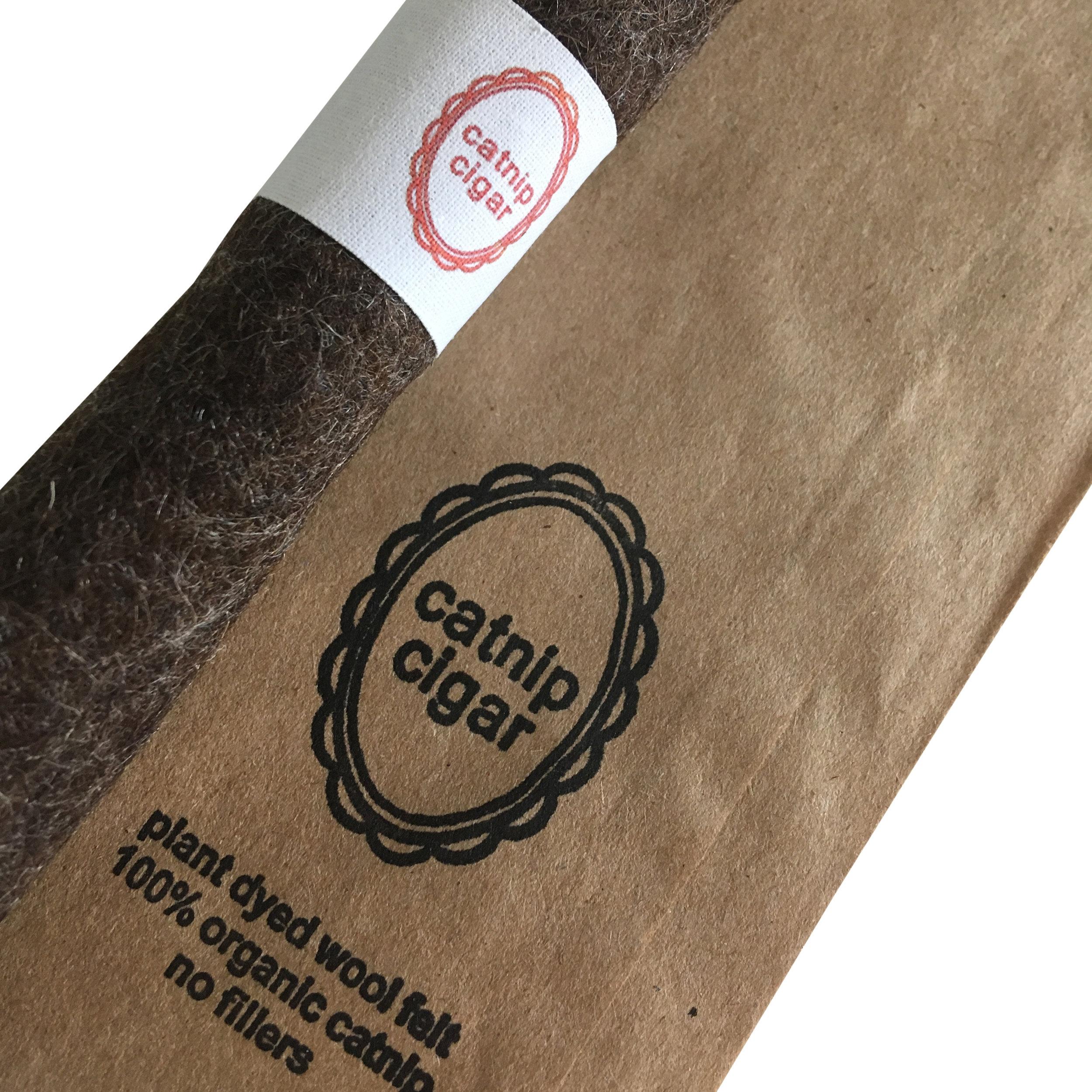 catnip cigar