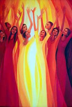 """Women Spirit Rising"" by Mary Southard"