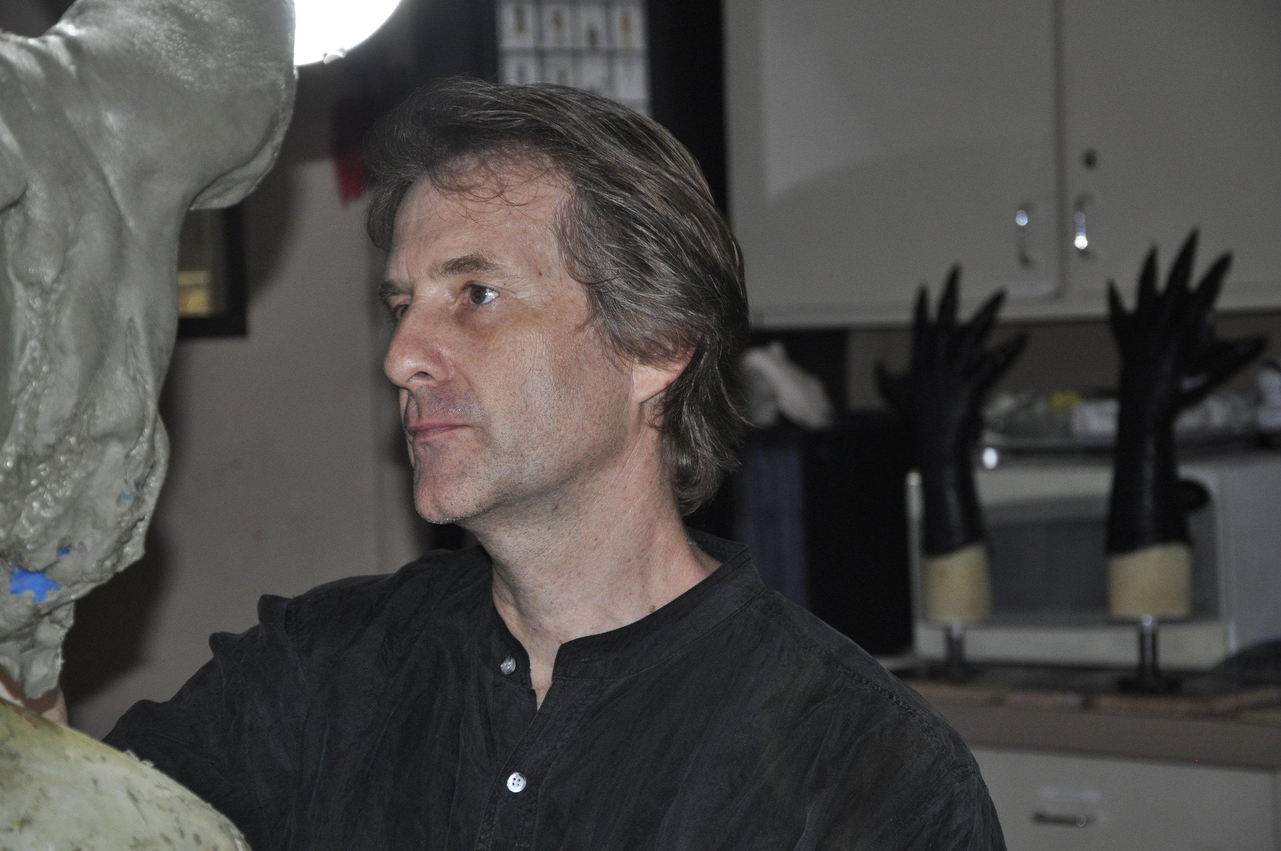 Glen eisner sculpting