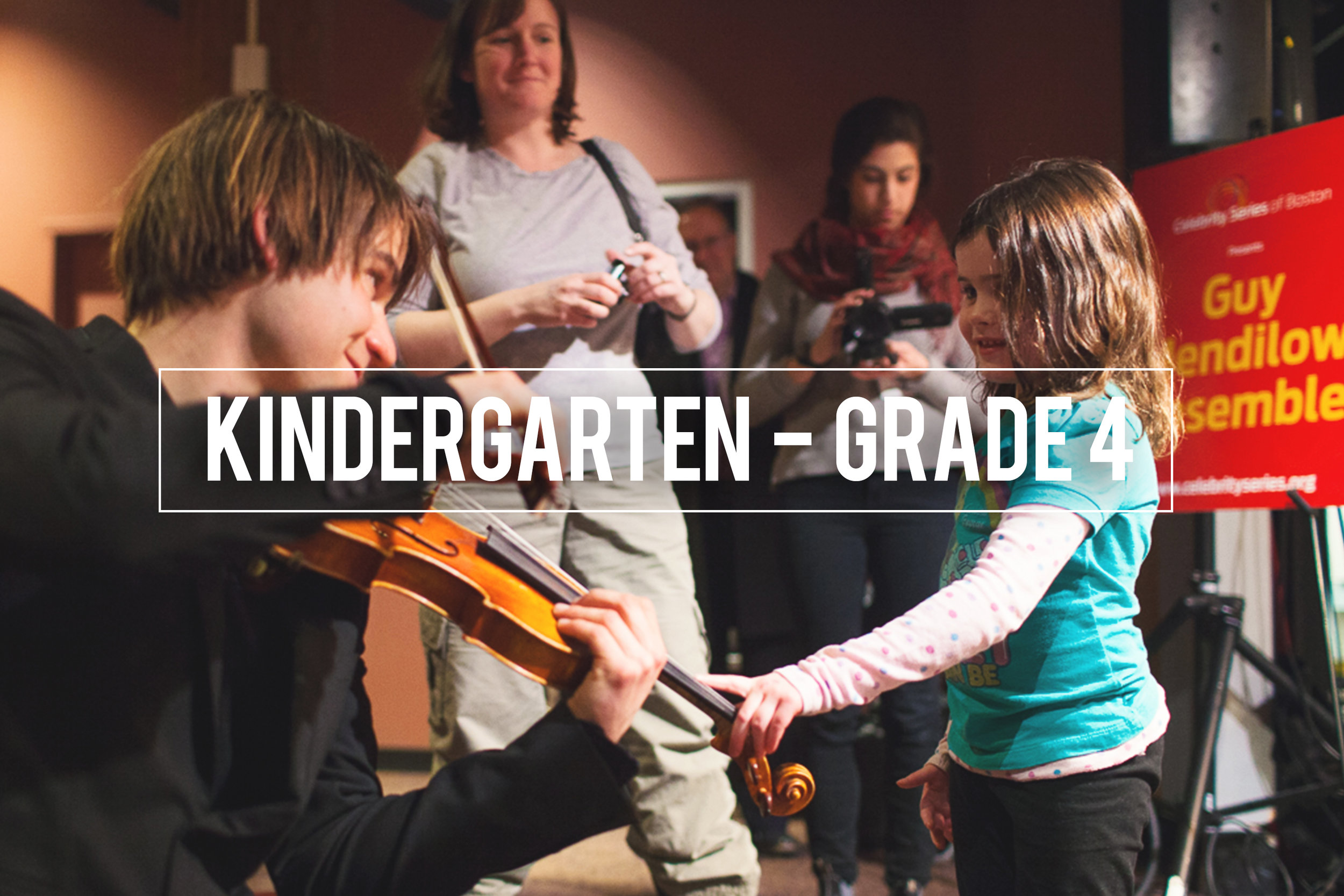 Performances and Workshops for  Kindergarten - Grade 4  in Schools / Theatre Youth Series