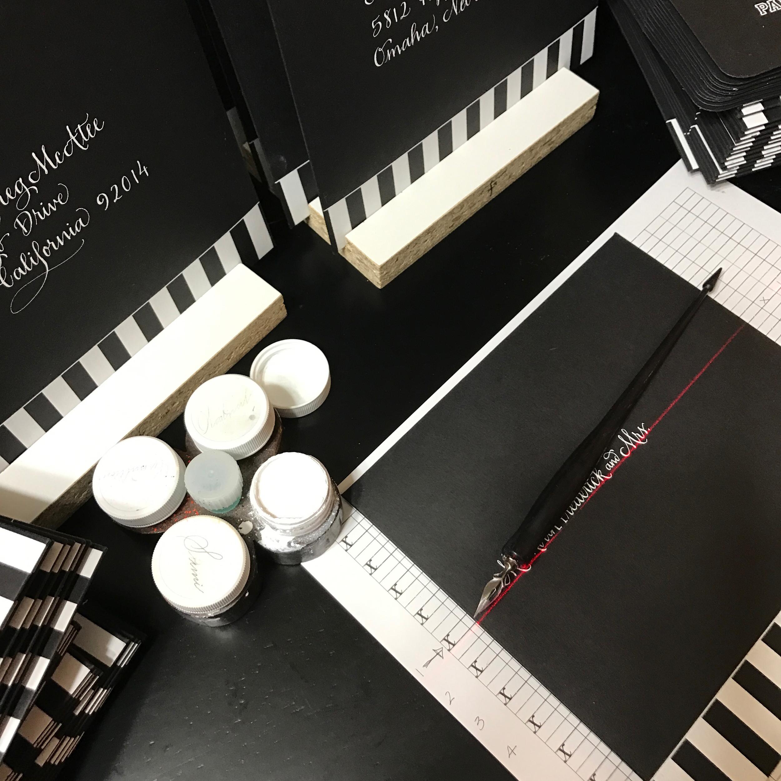 Black & White Calligraphy Envelope.jpg