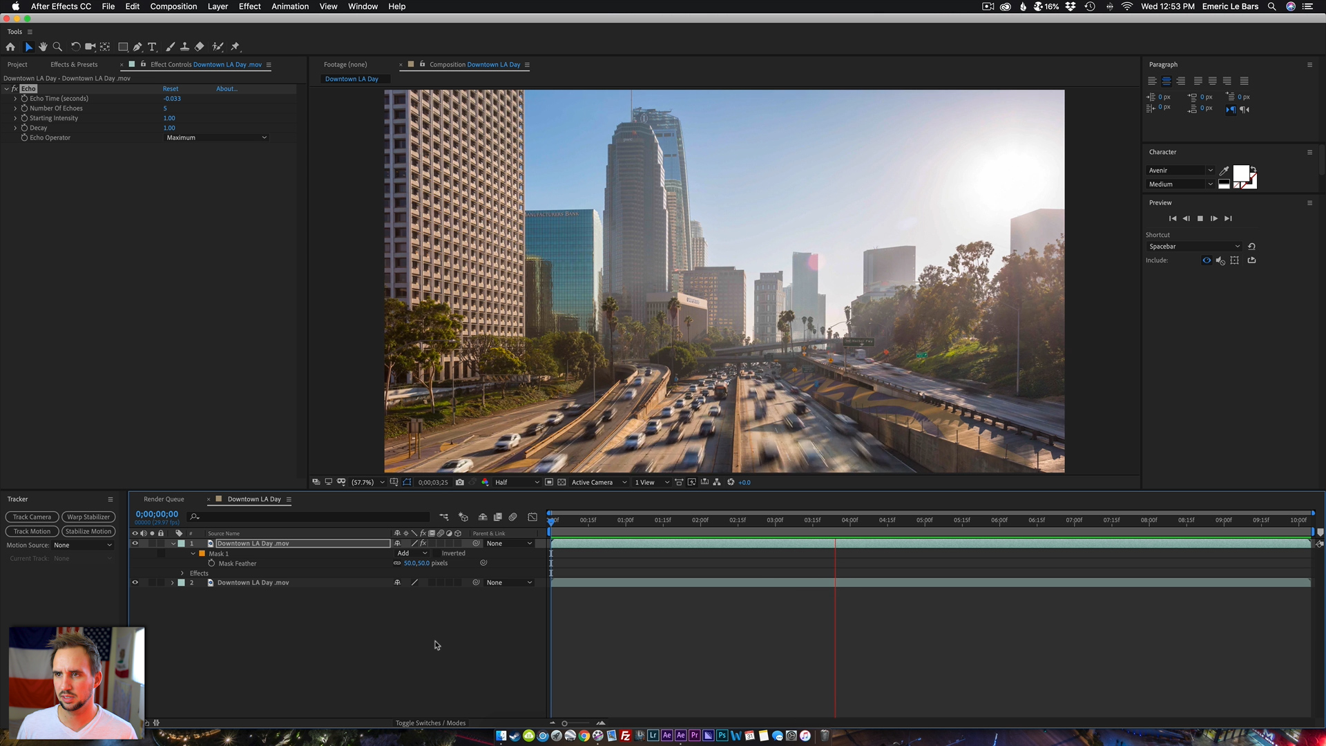 CLEANING DAY TIMELAPSE AFTER EFFECTS Timelapse Masterclass 2019