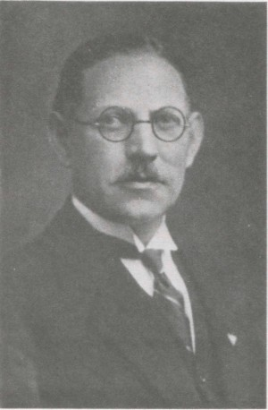 Leon Levinson, founding President of the IMJA