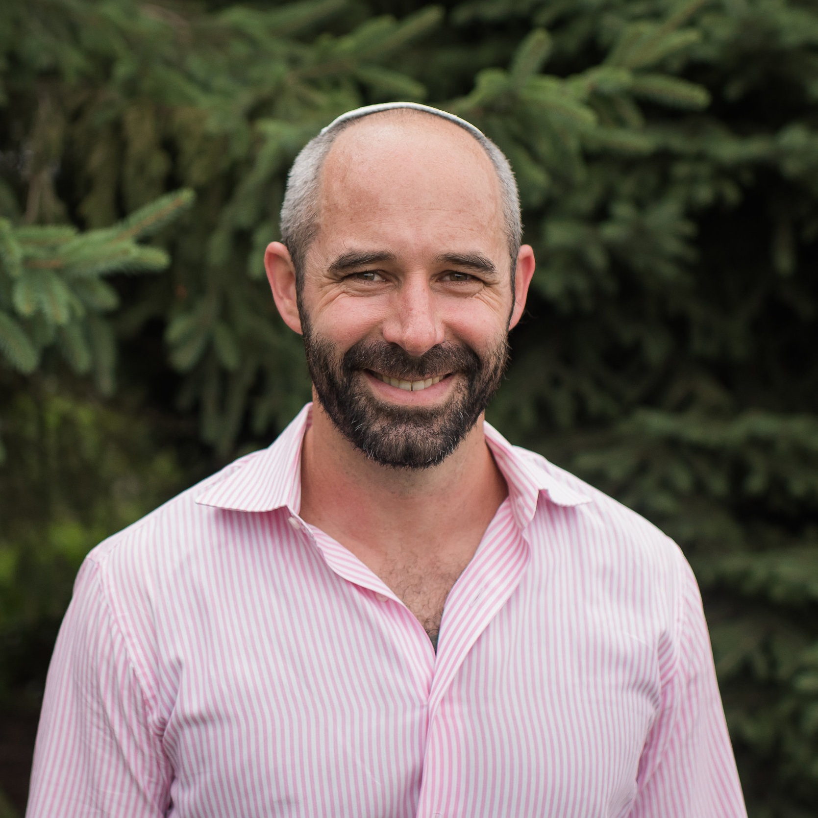 Rabbi Aaron, K20 graduate and senior rabbi in northern Virginia