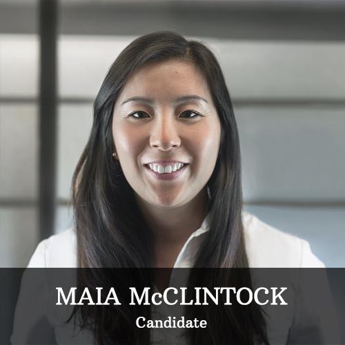 Maia mMcClintock