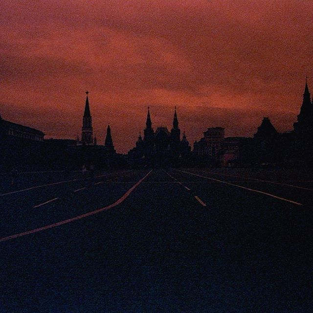 Red Square Moscow #35mm #film