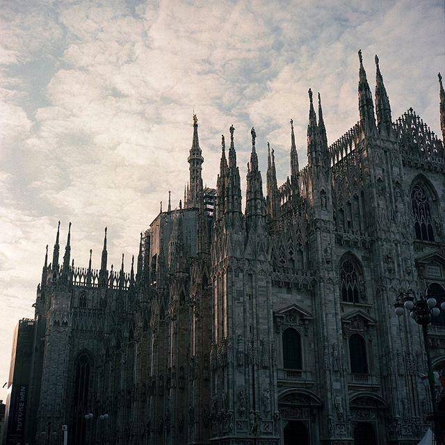 Rollei #film #Milan