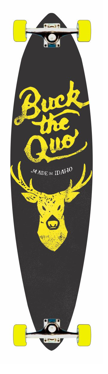 Buck The Quo - Pintail Longboard.jpg