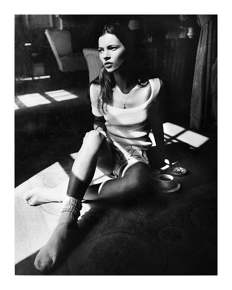 Kate Moss Boyfriend's Underpants