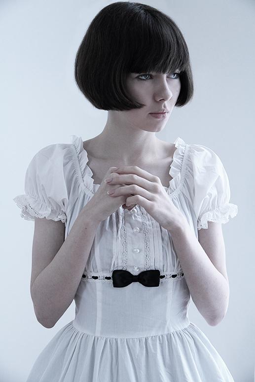 Finlay White Dress