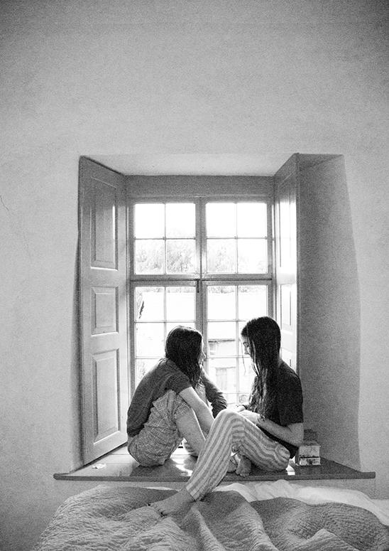 Grace and Freya