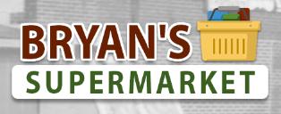 Bryan's Supermarket logo.PNG