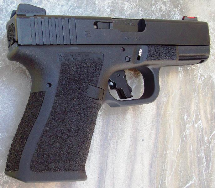 Glock G19 Tuned for Improved Pointability & Every Day Carry by D.R. Middlebrooks
