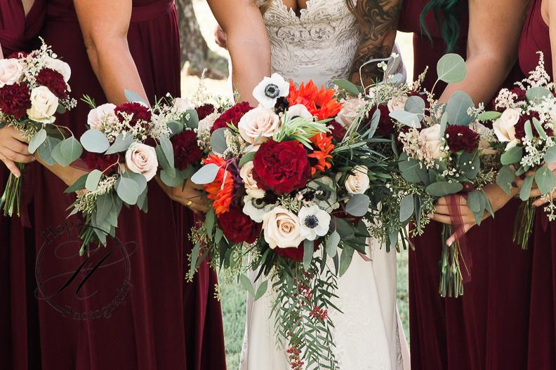 tulsa-burgundy-fall-wedding-planner