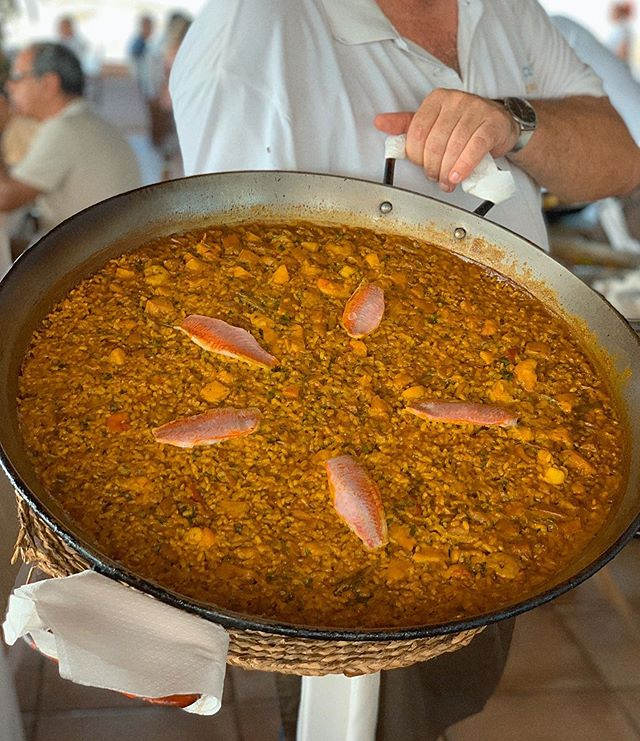 There is no Spain without Paella!