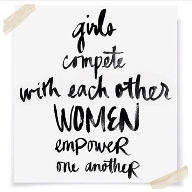 A little Saturday reflection 💞 Let's try to always empower each other  #TheIVWave
