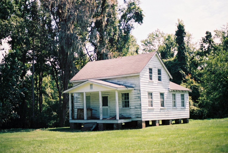 Saint Helena, South Carolina — Brick Baptist Church, prayer house
