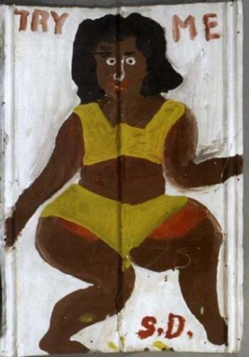 Saint Helena Island artist, Sam Doyle