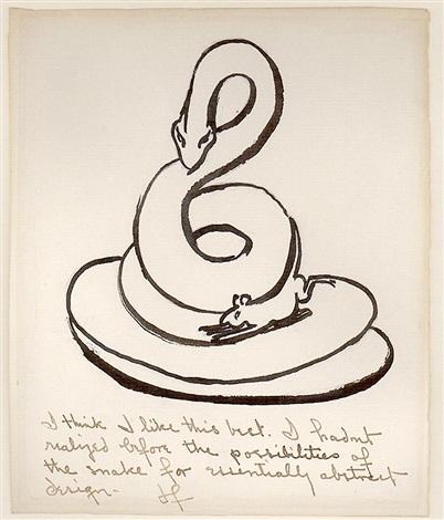 SNAKE, John Bernard Flannagan, 1938