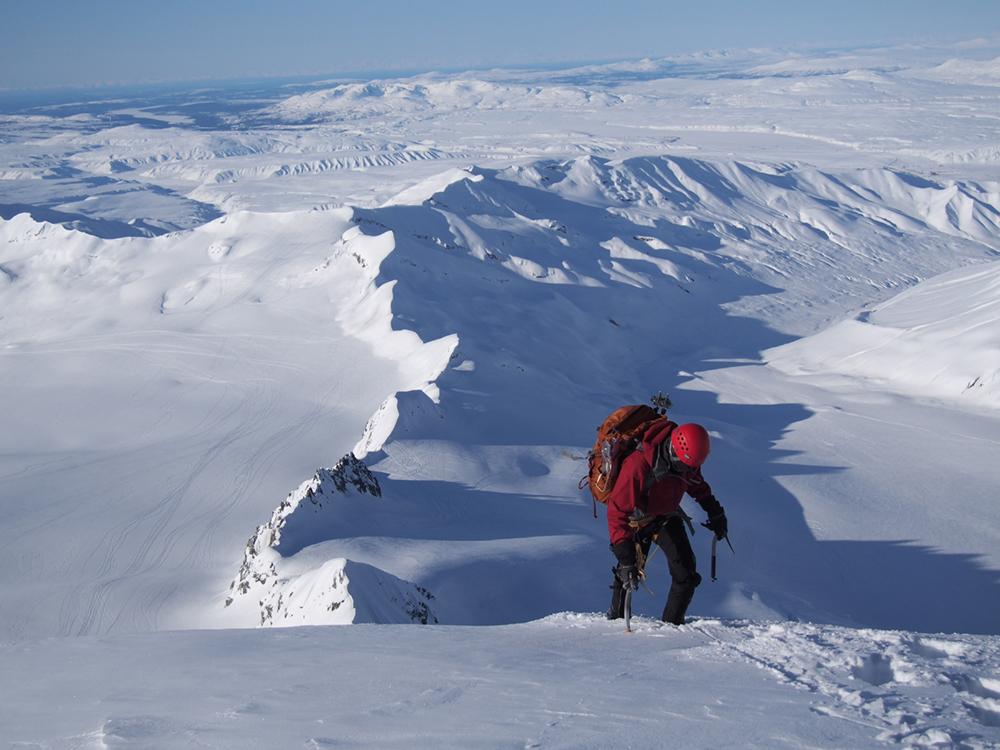 The South Ridge