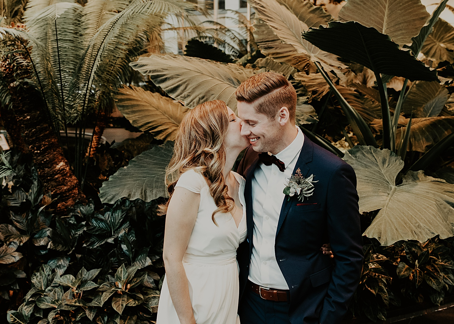 Devonian Gardens Wedding