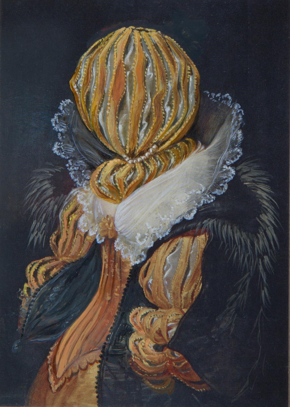 Lady of Orange 2015