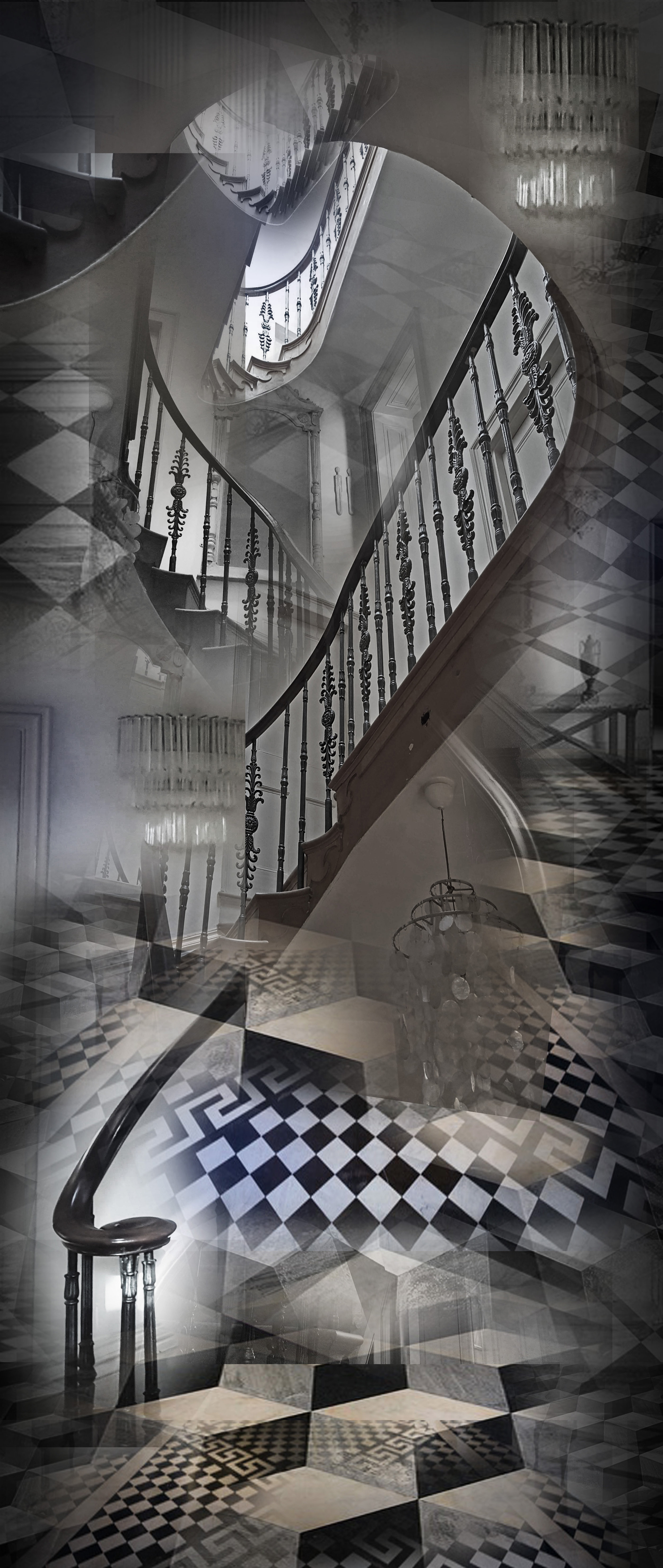 Twisted Stairs