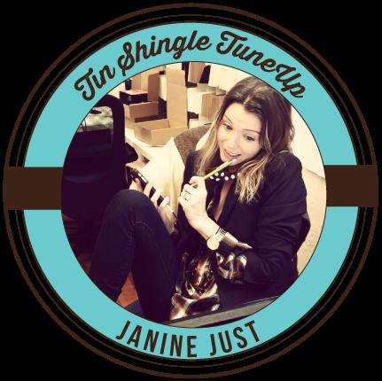 Janine Just - Janine Just, Inc.Twitter: @JanineJustIncInstagram: @JanineJustIncFacebook: @JanineJustInc