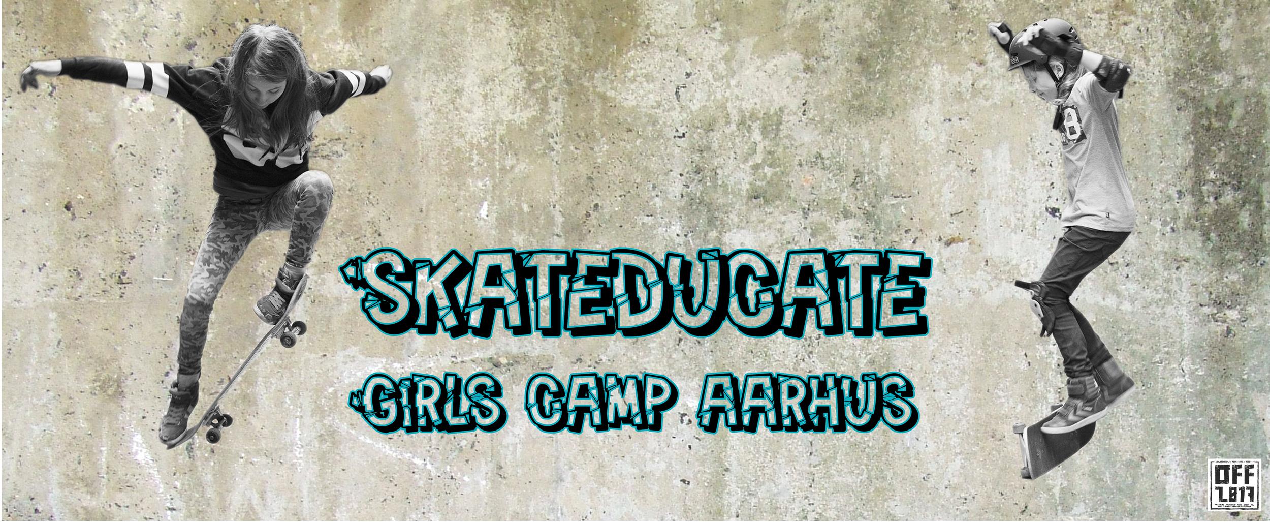 SKATEBOARD CAMP FOR PIGER