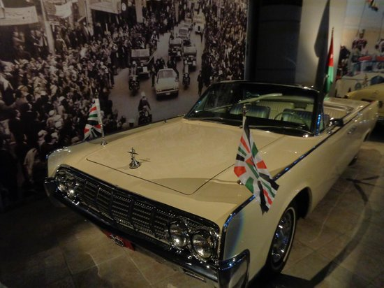 The Royal Automobile Museum possesses the most unique blend of old and modern automobiles.