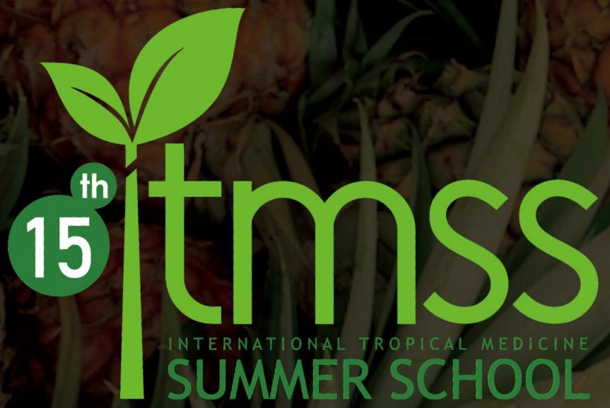 15th International Tropical Medicine Summer School - call for participants
