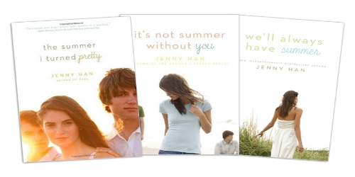 Image Source: The Summer I Turned Pretty, It's Not Summer Without You, We'll Always Have Summer by Jenny Han