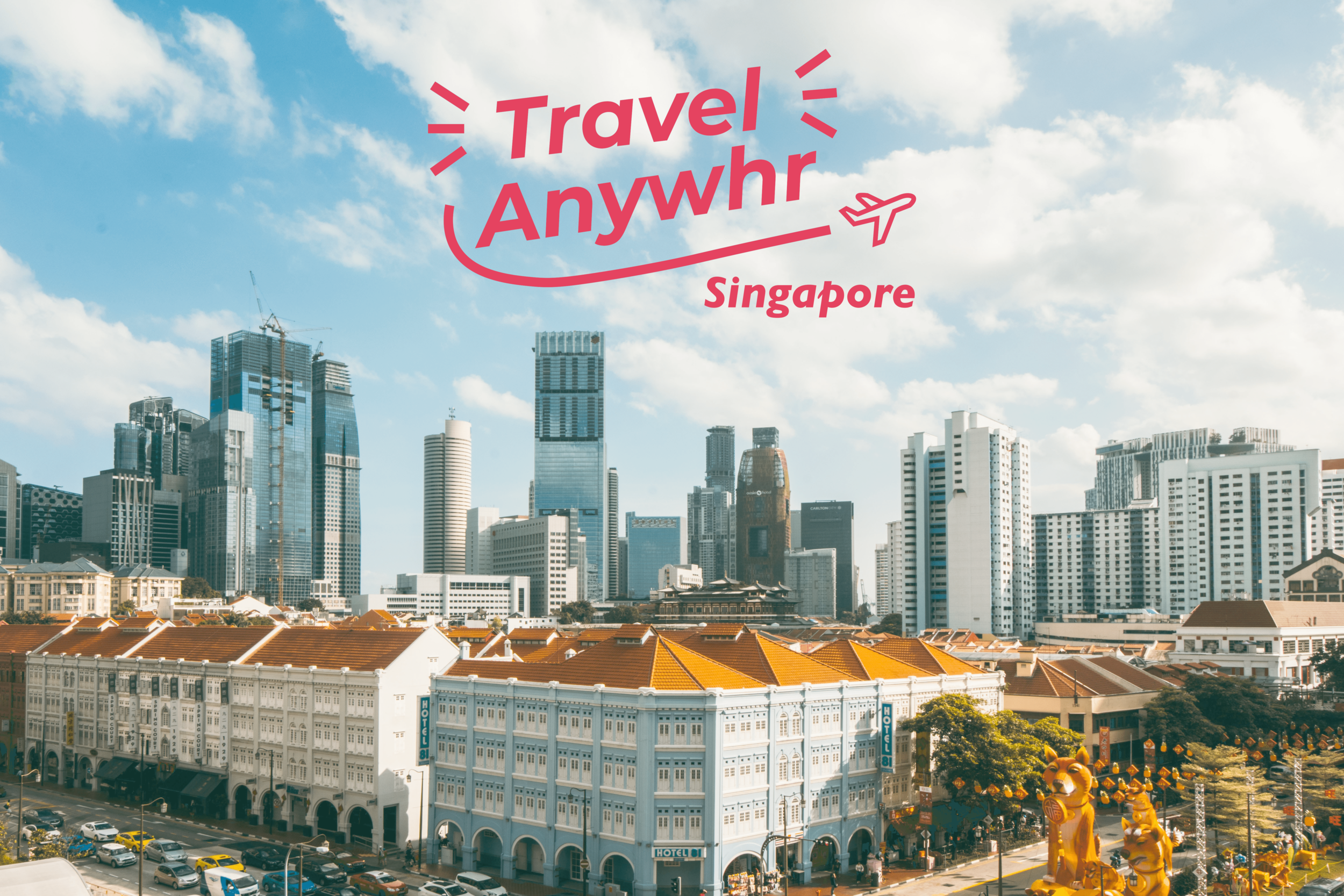 Travel Anywhr Singapore