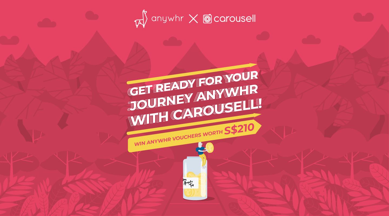 Anywhr+Carousel+Win+Vouchers+travel+essentials