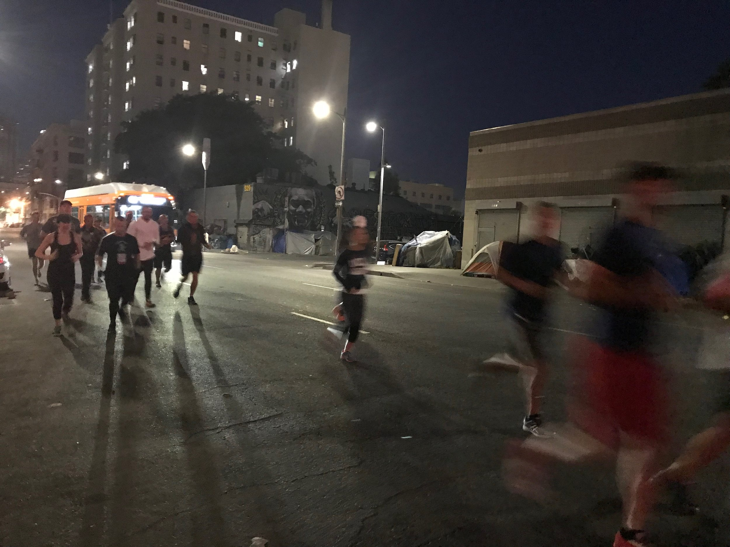 Running sober - - Los Angeles Daily News